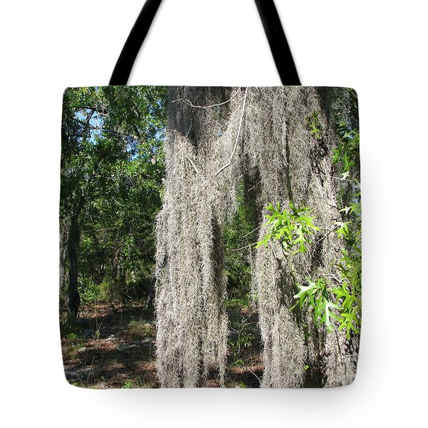 Tote Bag featuring the photograph Just The Backyard by Greg Patzer