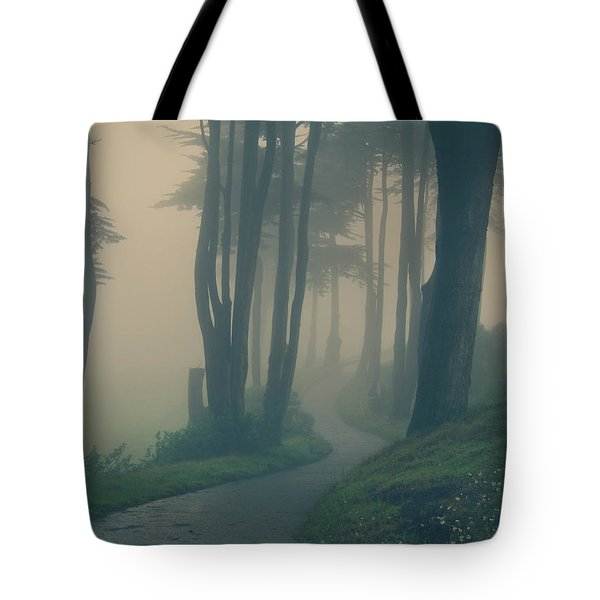 Just Whisper Tote Bag by Laurie Search