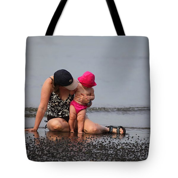 Just You And I Tote Bag by Karol Livote