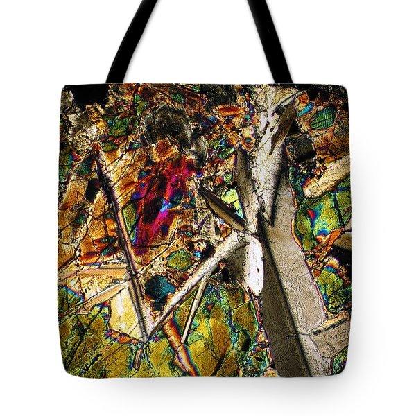 Jungle Dusk Tote Bag