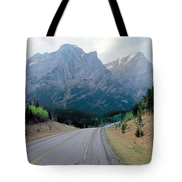 K Country 2 Tote Bag by Terry Reynoldson