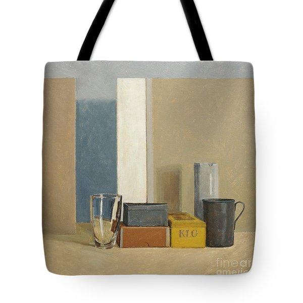 K L G Tote Bag