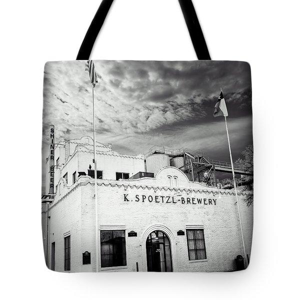 K. Spoetzl Brewery Tote Bag