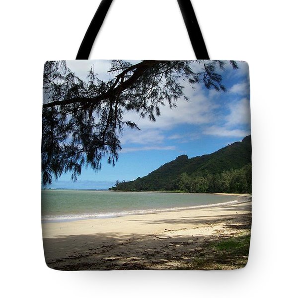 Ka'a'a'wa Beach Park Tote Bag