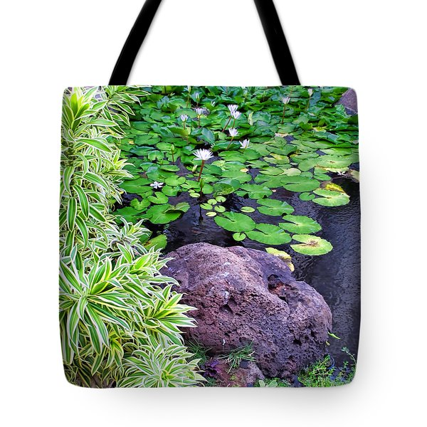 Kaanapali 8 Tote Bag by Dawn Eshelman