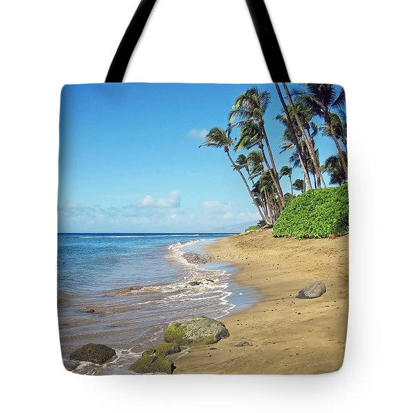 Ka'anapali Beach Tote Bag