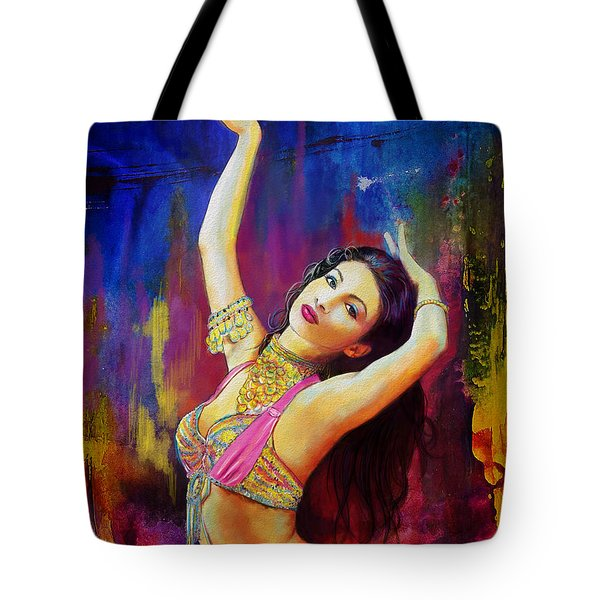 Kaatil Haseena Tote Bag by Corporate Art Task Force