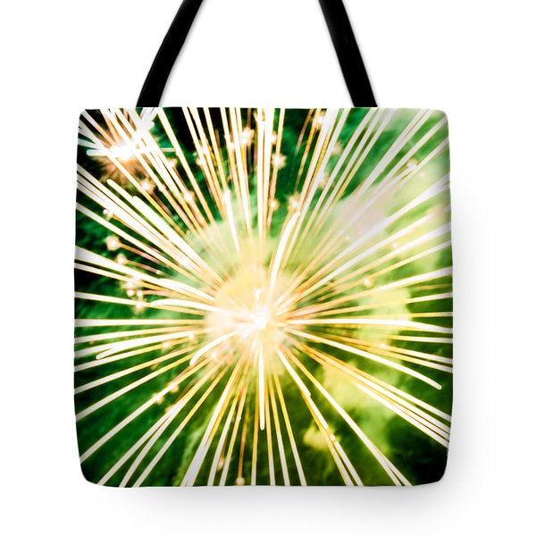 Kaboom Tote Bag by Suzanne Luft