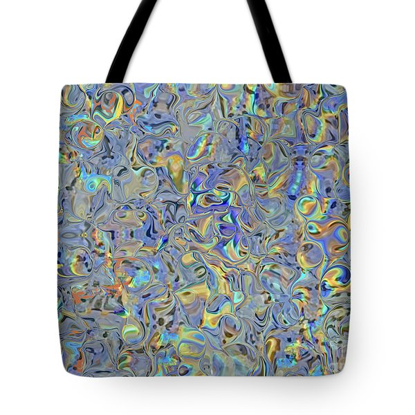 Tote Bag featuring the photograph Kaleidoscope by Cindy Lee Longhini