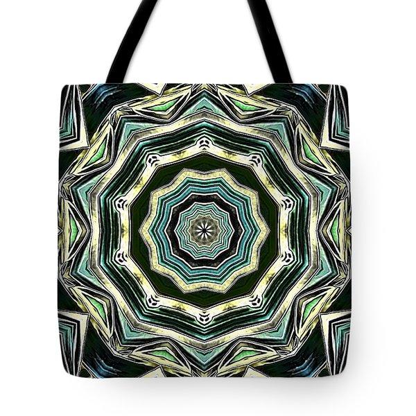 Tote Bag featuring the photograph Kaleidoscope by Oksana Semenchenko