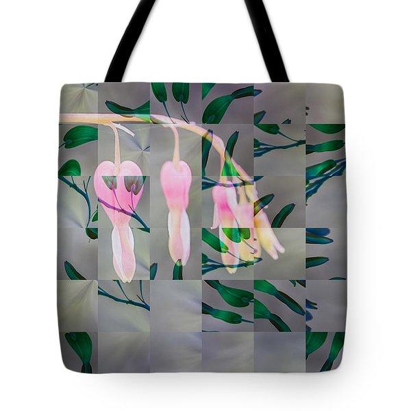 Kaliedaheart Tote Bag