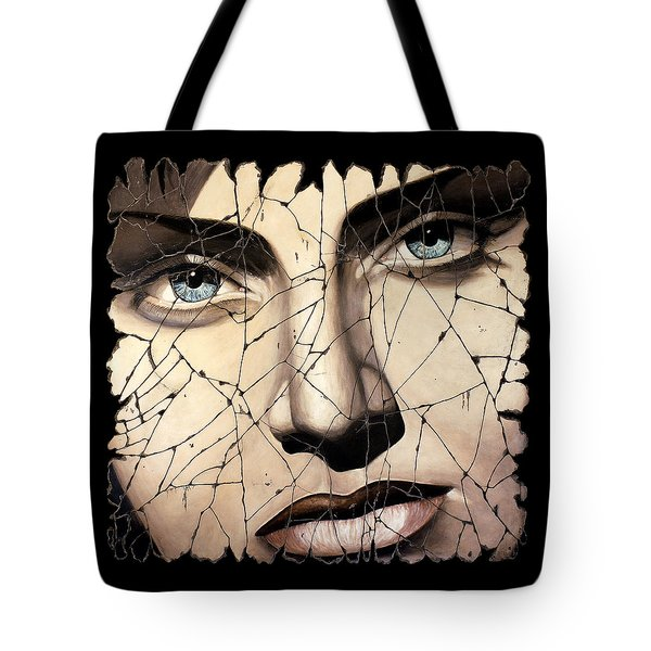 Kallisto Tote Bag by Steve Bogdanoff