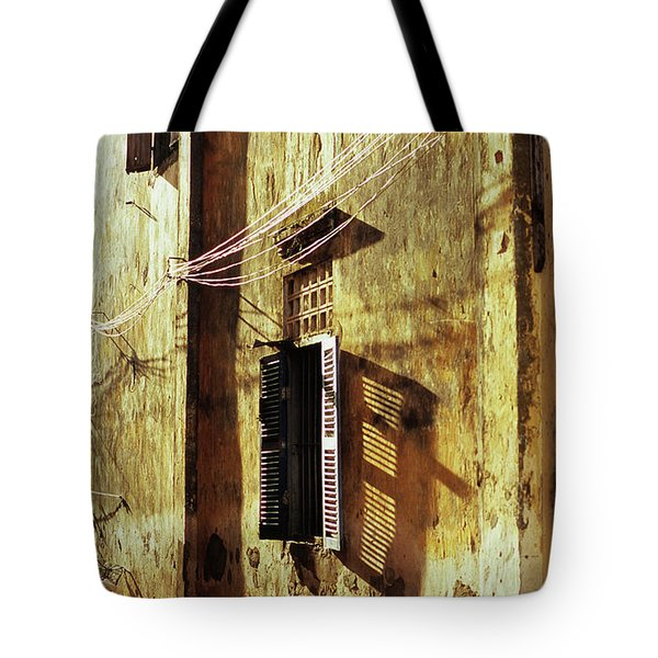 Kampot Lane Tote Bag by Rick Piper Photography