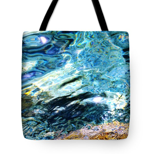 Kanaloa Abstract Tote Bag