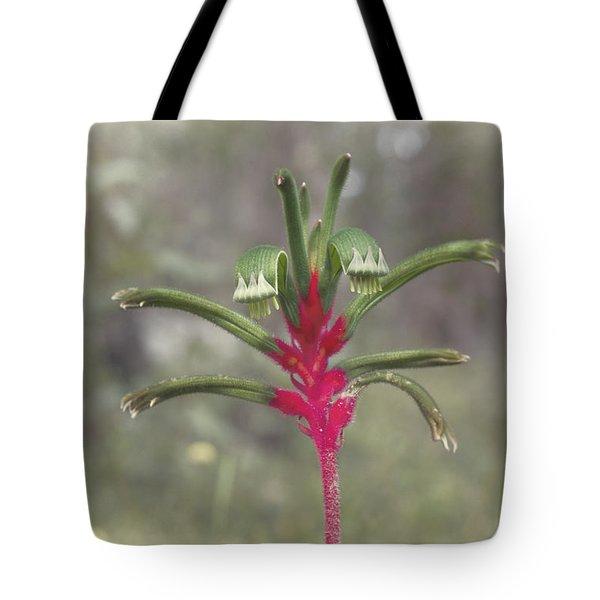 Kanga Tote Bag by Elaine Teague