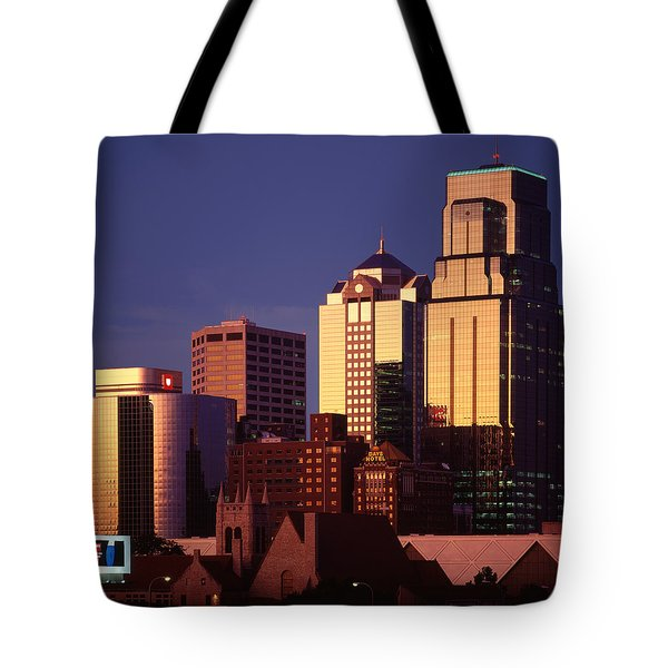 Kansas City Tote Bag