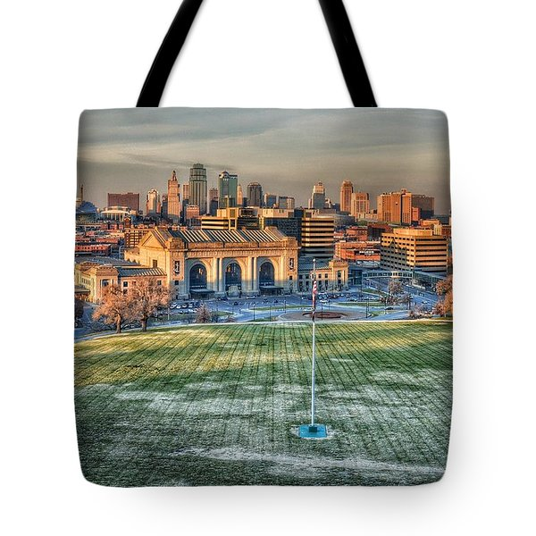Kansas City  Tote Bag