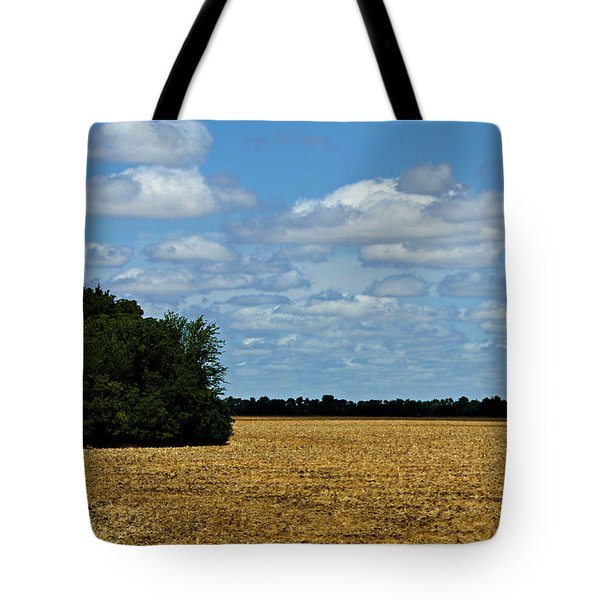 Kansas Fields Tote Bag