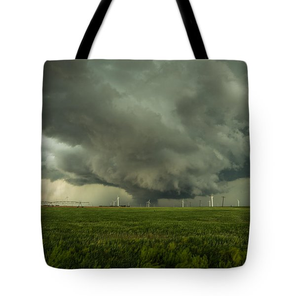 Kansas Wall Tote Bag