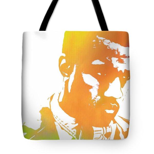 Kanye West Pop Art Tote Bag