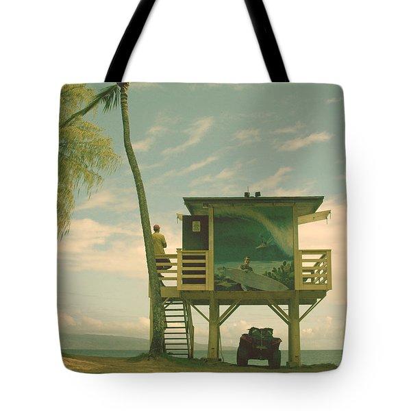 Kapalua Lifeguard Tote Bag