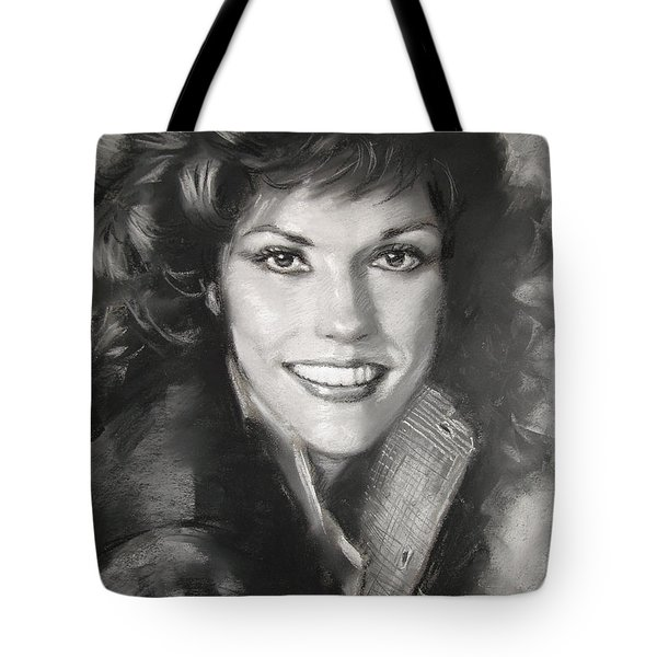 Karen Carpenter Tote Bag