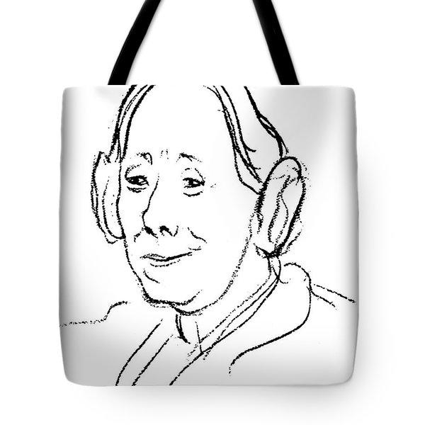Karen Horney (1885-1952) Tote Bag