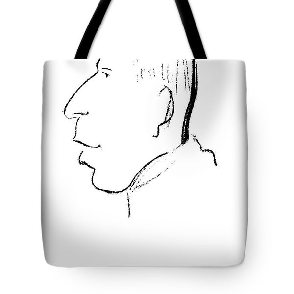 Karl Abraham (1877-1925) Tote Bag