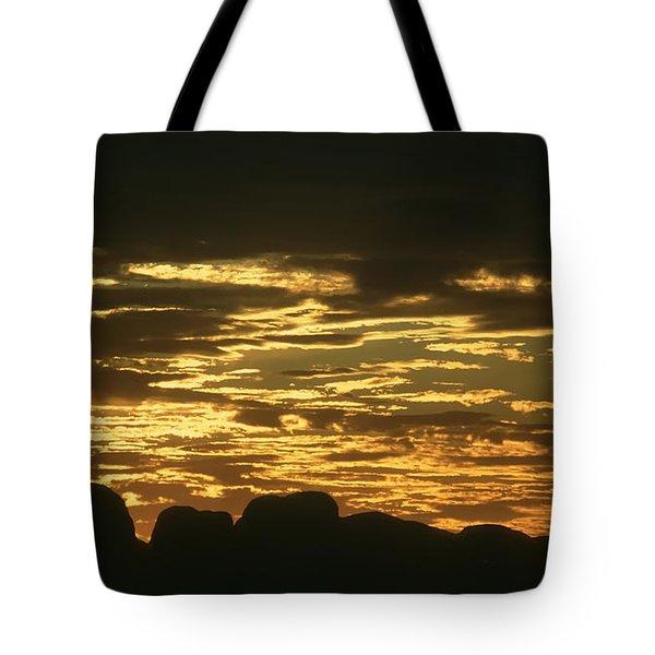 Tote Bag featuring the photograph Kata Tjuta Australia 3 by Rudi Prott