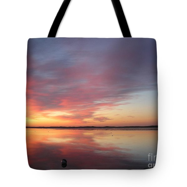 Katama Sunrise Tote Bag