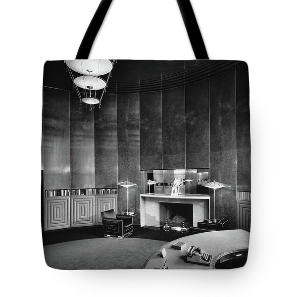 Katharine Brush's Study Tote Bag