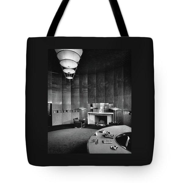Katharine Brush's Study Tote Bag