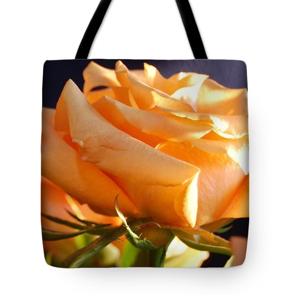Kathy's Rose Tote Bag