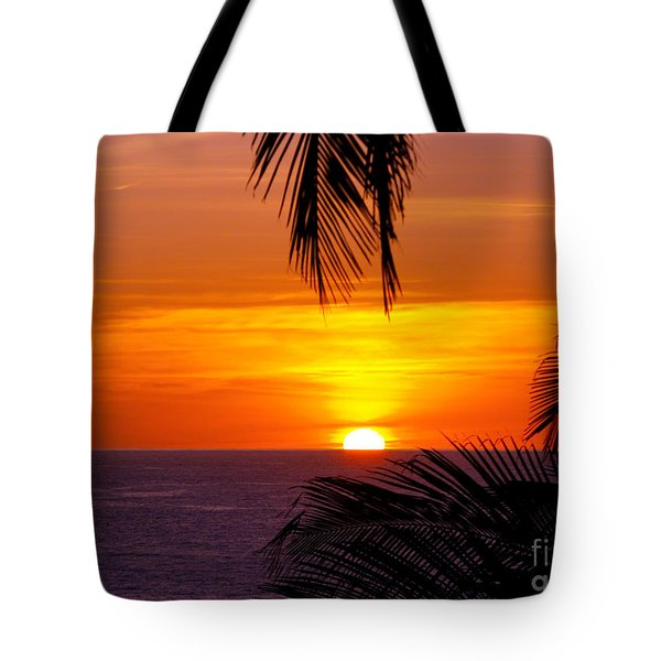 Kauai Sunset Tote Bag by Patricia Griffin Brett
