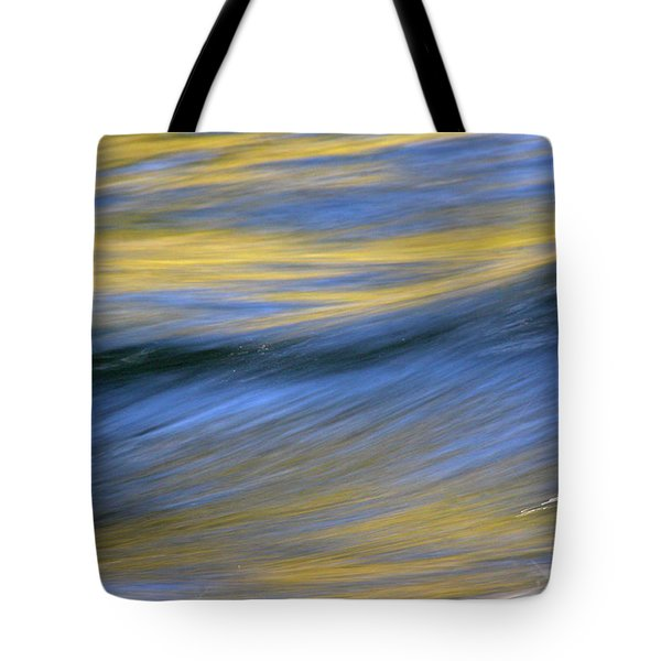 Tote Bag featuring the photograph Kawaakari by Cathie Douglas