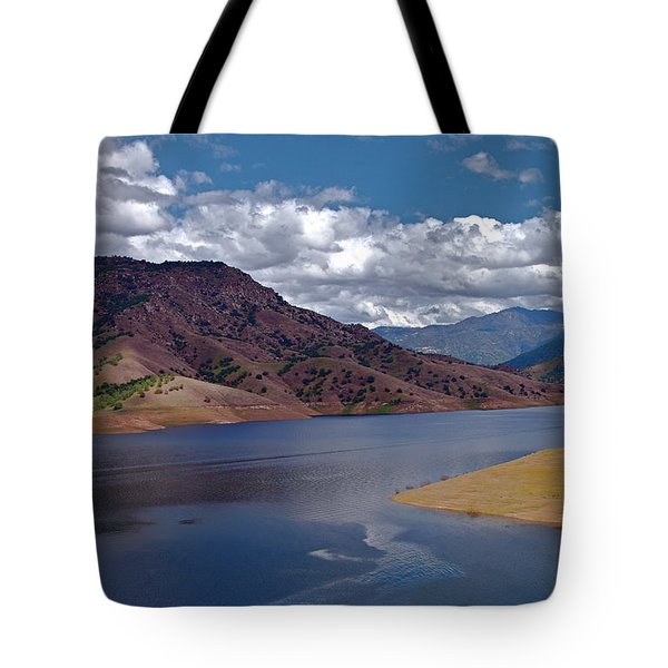 Kaweah Lake Tote Bag
