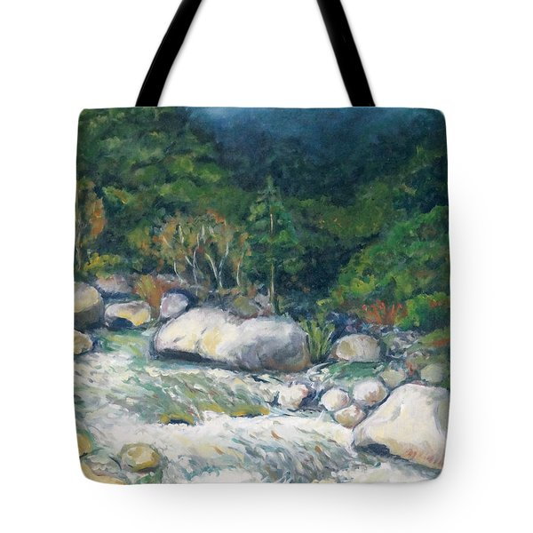 Kaweah River Tote Bag