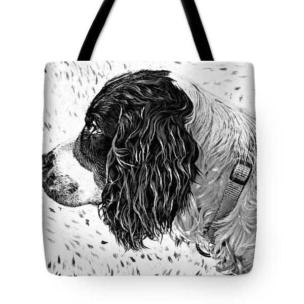 Kaya Wood Carving Filter Tote Bag by Steve Harrington
