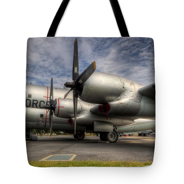 Kc-97 Tanker Tote Bag