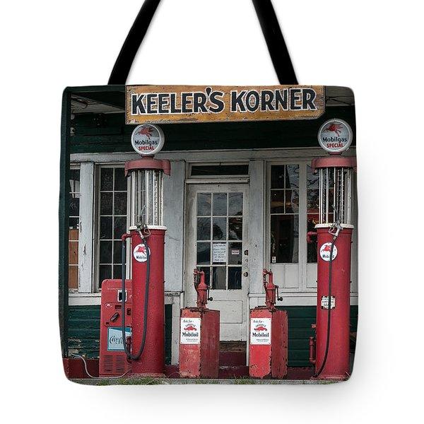 Keeler's Korner IIi Tote Bag