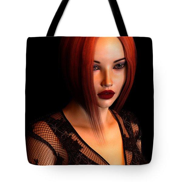 Keely Tote Bag