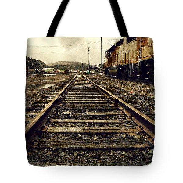 Keep Going Tote Bag