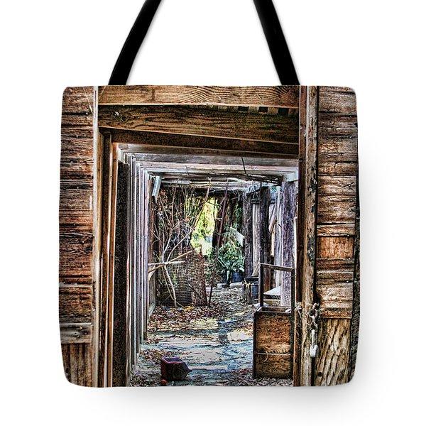 Keep Out By Diana Sainz Tote Bag