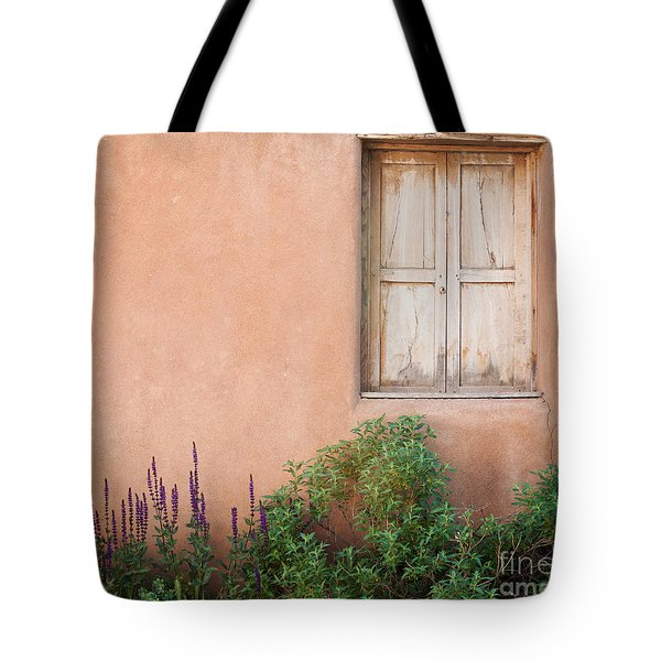 Keep The Summer Heat Out Tote Bag by Roselynne Broussard