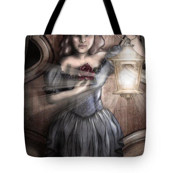 Keeper Of The Light Tote Bag