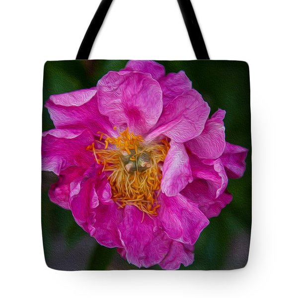 Keeper Of The Light Tote Bag by Omaste Witkowski