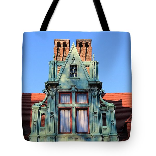 Keeper Of The Past Tote Bag
