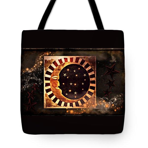 Keeper Of The Stars Tote Bag