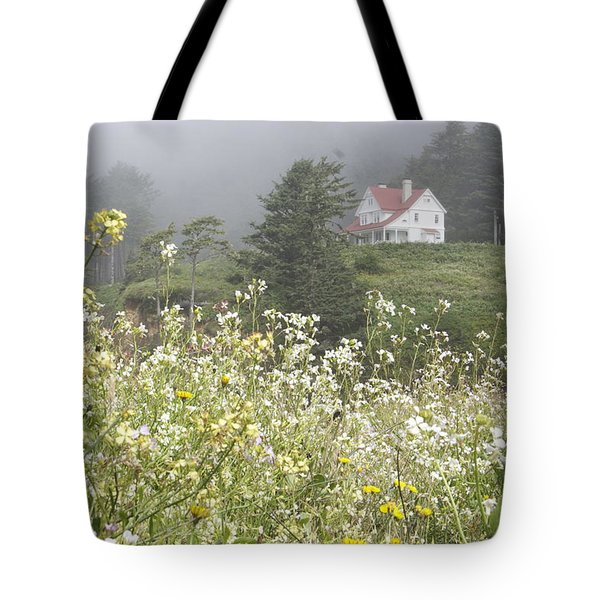 Keepers House Tote Bag