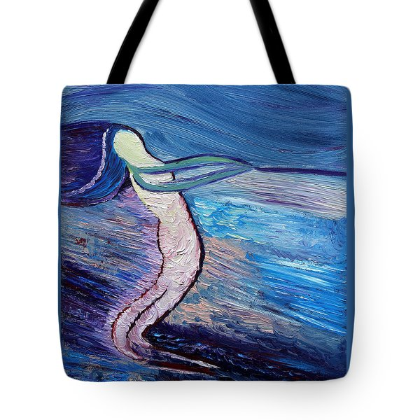 Keeping The Balance Tote Bag by Vadim Levin
